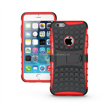 hot selling holster combo kickstand case for iphone6/6s/6plus