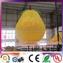 inflatable cartoon inflatable advertising snow pear