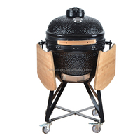 TOPQ best sell commercial outdoor ceramic bbq flame grills