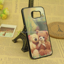 custom blu phone case battery back cover leather for galaxy note 2 n7100