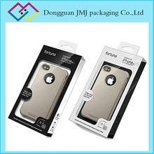 iphone case packaging/cell phone case packaging box/plastic packaging box for cell phone case