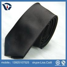 Popular design white custom logo design your own necktie manufacturer in shengzhou