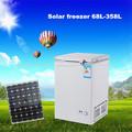 BDBC-108 108L Solar freezer profunda / DC uso doméstico alimentado refrigerador / geladeira portátil