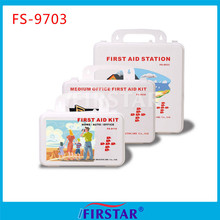 High quality fire and safety plastic water meter box manhole cover first aid empty team box
