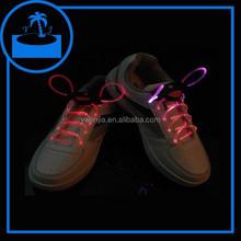 fashion led flashing shoelace for gifts