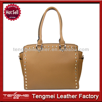 2014 New arrival nice quality real leather handbags,cowhide leather handbags dropship