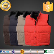 National market fabric fitted army jackets for men