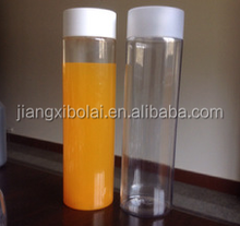 plastic drink water bottle 350ml 400ml 480ml