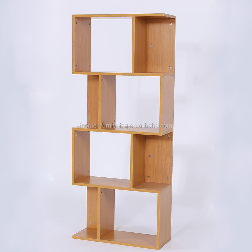 Repisas para libros modernas repisas flotantes para for Muebles para libros