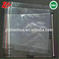 transparent plastic bag , Custom Mini Ziplock Bag