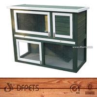 New Design Pet Product Unique Rabbit Cages DFR039