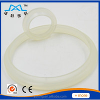 Manufacturer Oil Resistance silicone rubber o ring Dust seals