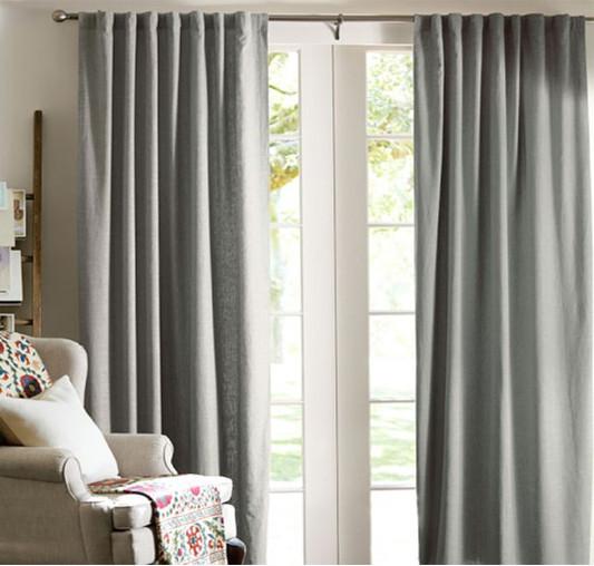 Vidrio balcón cortina de ventana, cortina de ventana de maquetas ...