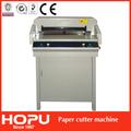 hopu papel industrial círculo cortador cortador de papel
