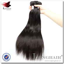 "Fasting Shipping Human Hair 32"" Peruvian Straight Hair"
