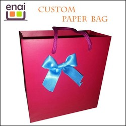 Direct sale laminated paper board bag raw material wholesale