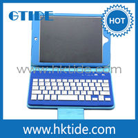 Bluetooth Keyboard for iPad Mini with Case for 8-inch Tablet PU Leather