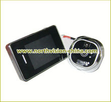 3.0 inch TFT Clear Image LCD Digital peephole camera,video door phone with nightvision and motion detection