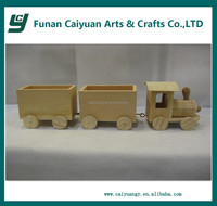 small and low price wooden model car