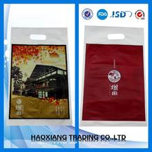 High quality pe shopping bag plastic gift bag shopping