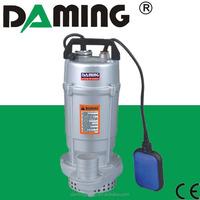 bombas de agua sumergibles (QDX1.5-32-0.75)