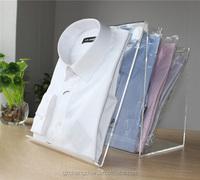 customized acrylic shirt display stand
