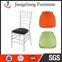 High Quality Outdoor Wedding Transparant Chiavari Chair JC-C49