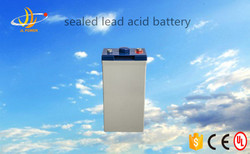 2v deep cycle battery maintenance free 2v 100ah sealed lead acid battery for solar/ups/inverter