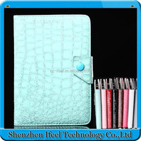 """Leather Stand Universal Folio Cover Case For 7""""Android Tablet PC"""