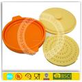 2015 de la alta calidad de la FDA y LFGB de la categoría alimenticia de silicona utensilios diarios