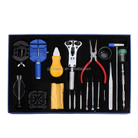 Brand New 20pcs Watch Link Pin Case Cover Opener Knife Wrench Remover Repair Tools Set Kit