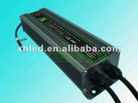 High Power 100W Waterproof LED driver, LED switching power supply