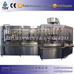 Large and small water bottling machine