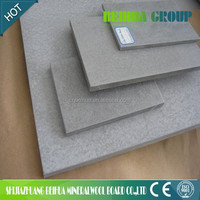 6mm thickness quality fiber cement board price for home decoration