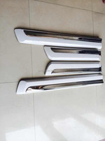 SIDE MOULDING FOR TOYOTA HILUX VIGO 2013, new design side moulding for hilux 2013