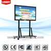 55 Inch Wall Touch Screen Kiosk