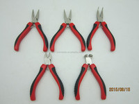 5pcs Mini Pliers DIY tools for Electronic Cutting Pliers Set jewelry pliers