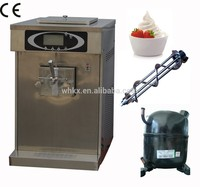 Ice Cream Making for Food and Beverage Service Equipment