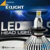 EK Smart System Hot Sale Auto Parts Car Led Headlamps H4 HB3 9007 HB4 H13 50w 3600 lumen h7 led headlight