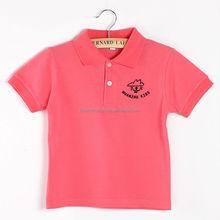 Colores modificados para requisitos particulares ropa para niños / niños de civil ropa / Polo de los niños de ropa
