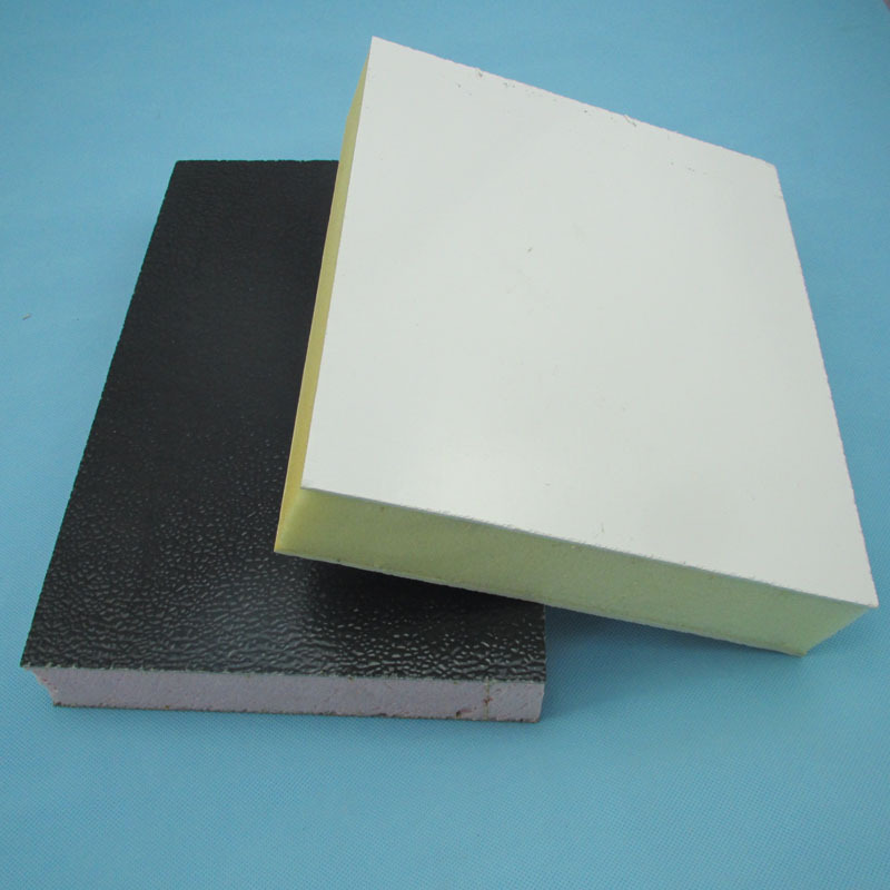 High loading fiberglass frp pu sandwich panel density of for Fiberglass density