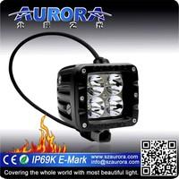waterproof IP69K,IP68 2'' working light led light 2 inch 12v off road