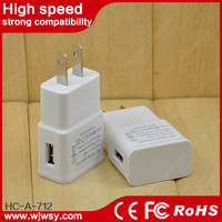 2014 HOT SELLING New! 5V 2.1A Japan usb Charger With CE&RoHS