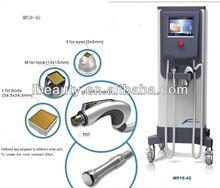 Beauty salon equipment laser skin tightening eliminating spots scars acne MR16-4S