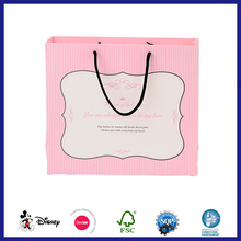 China On Line Buy Shopping Paper Brand Logo Bags