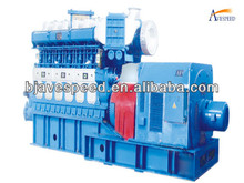 1500KW(1.5MW) burning heavy fuel oil generator set