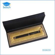 Low price gift pen set push metal ball pen /ballpoint pen