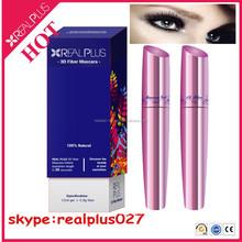 Realplus 3D Fiber Eyelashes Extension Mascara Latest Cosmetic In Market Need Distributors