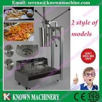productive stainless steel spanish churros making machine