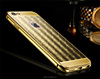 2015 Fashion for iphone 6s aluminum case, Luxury for iphone 6s metal case